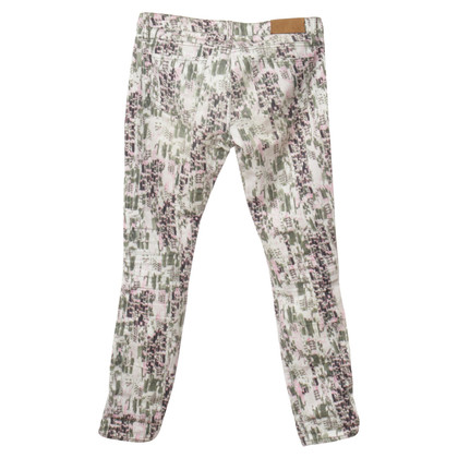 Iro Jeans with print