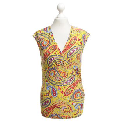 Ralph Lauren Top with pattern