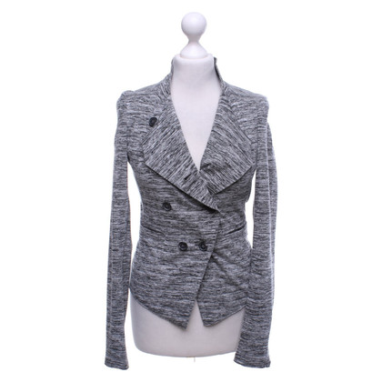 Drykorn Blazer in black and white