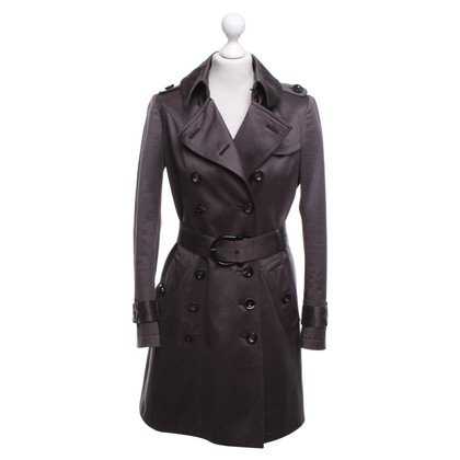 Burberry Prorsum Trenchcoat in dark gray