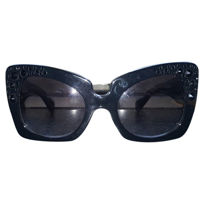 Versace Sunglasses with gemstones