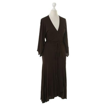 Michael Kors Wrap dress in Brown