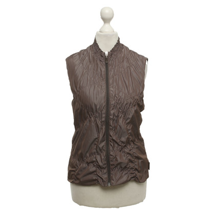 Moncler Vest con le increspature