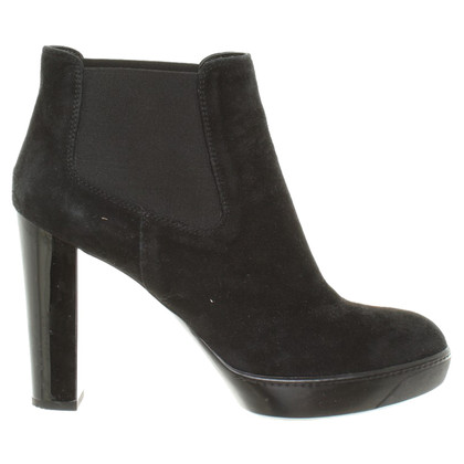 Hogan Ankle boots with stiletto heel