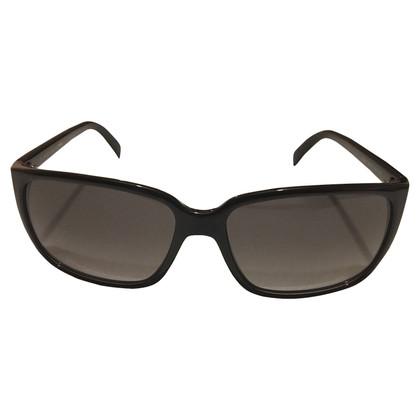 Fendi occhiali da sole neri
