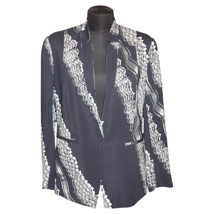 Lala Berlin Runway blazer with pattern