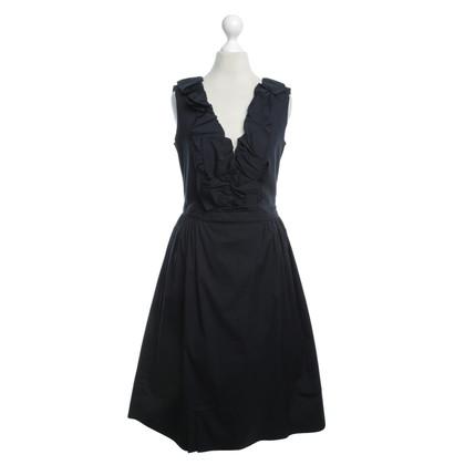 Prada Dress in dark blue