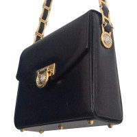 Gianni Versace Borsa a Tracolla in Pelle
