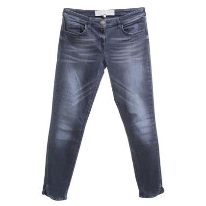 Elisabetta Franchi Jeans in Gray
