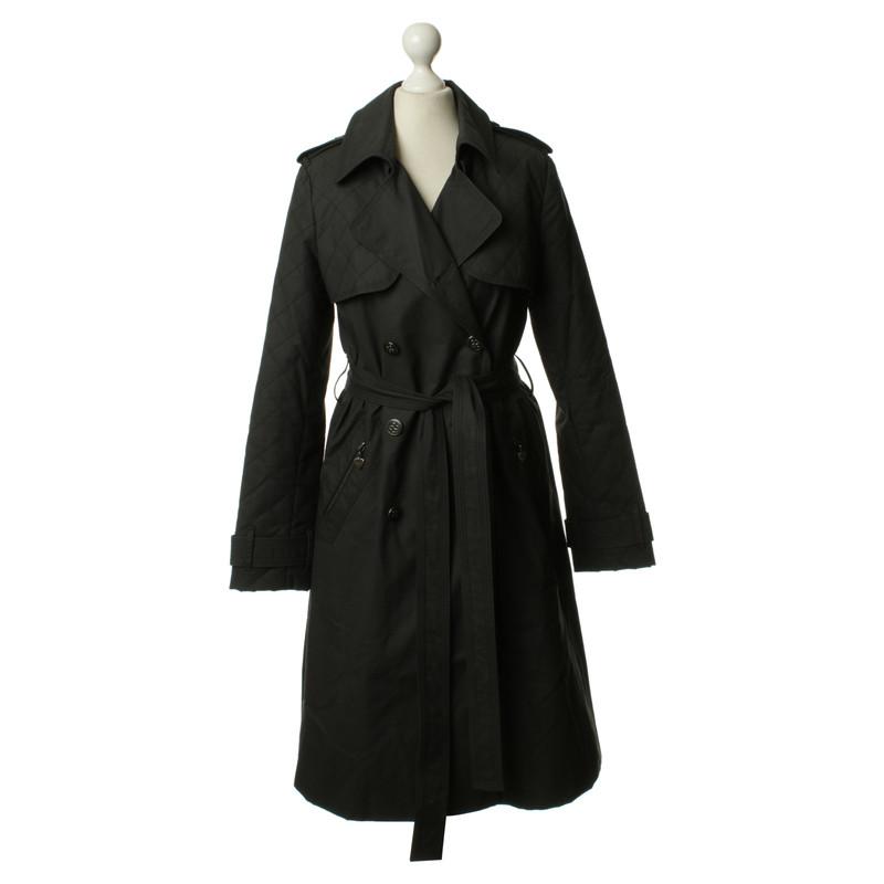Luella Trench-Coat en noir