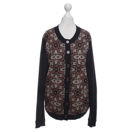 Tory Burch Vest in donkerblauw