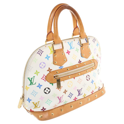 "Louis Vuitton ""Alma PM Monogram Mulitcolore Canvas"""