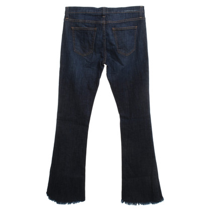 Current Elliott Jeans with fringe