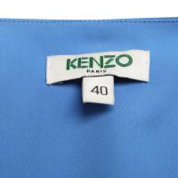 Kenzo Summer top in blue