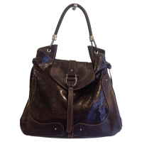 Aigner Bag with leather mix