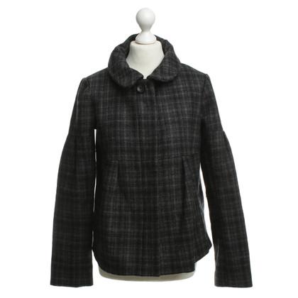 Comptoir des Cotonniers Jacket with Plaid