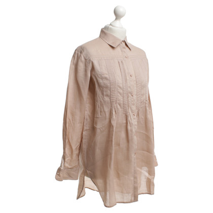 Max & Co Long blouse in Nude