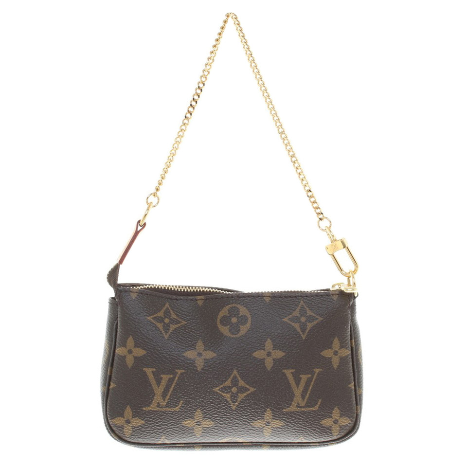 louis vuitton t schchen mit monogram muster second hand. Black Bedroom Furniture Sets. Home Design Ideas