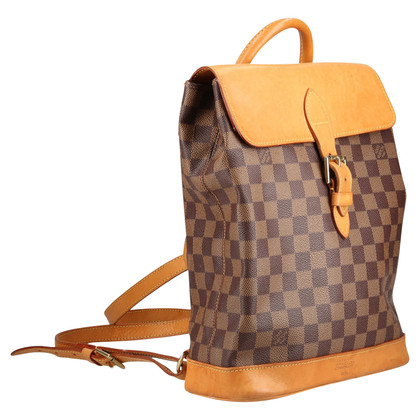 Louis Vuitton Arlequin Damier level backpack