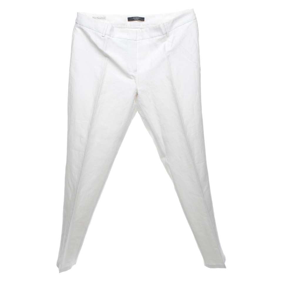 Max Mara trousers in cream