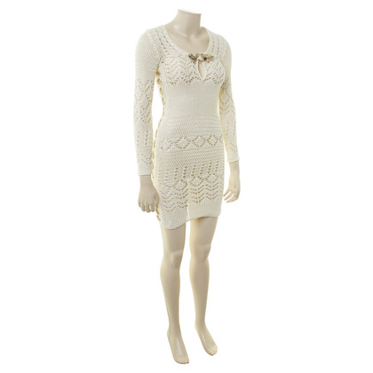 Emilio Pucci Knit dress in cream