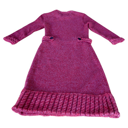 Christian Dior knitted dress