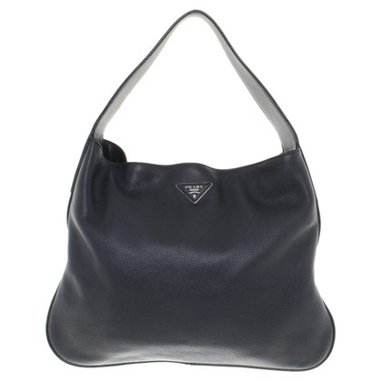 Prada Shoulder bag in blue