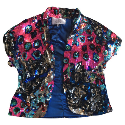 Ferre Jacket with sequins