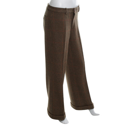 Ralph Lauren trousers with checked pattern