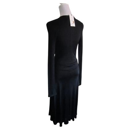 Burberry Black evening dress.