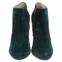 Christian Louboutin Ankle boots in dark green