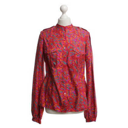 Rachel Zoe Colorful Blouse