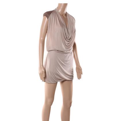 Maje Dress in Nude