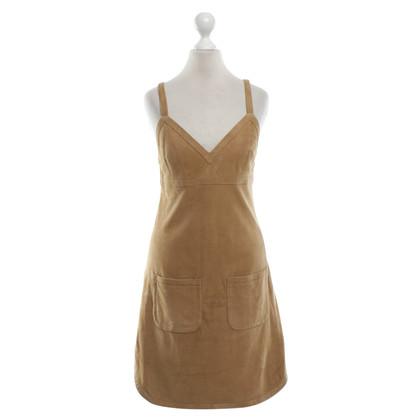 See by Chloé Kleid aus Wildleder