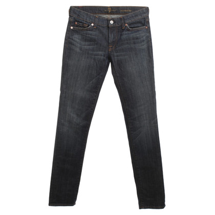 "7 For All Mankind ""Roxanne"" jeans in dark blue"
