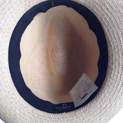 Chanel Cappello di paglia