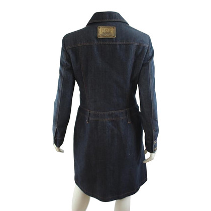 Dolce & Gabbana denim Coat