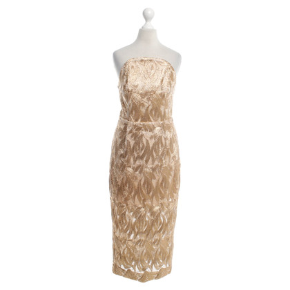 Alice McCall Gold-colored dress