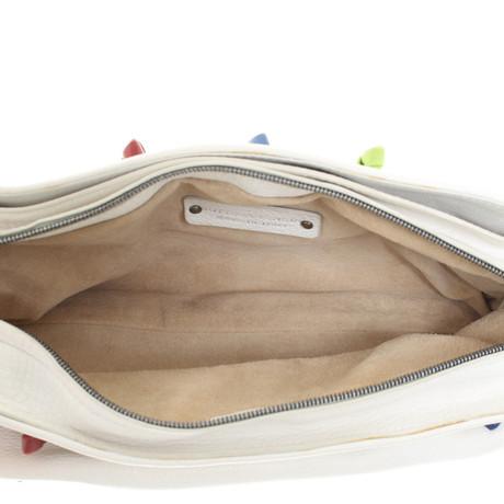 Bottega Veneta Umhängetasche in Weiß Weiß Preise Günstig Online Verkauf Offizielle Seite 9czt9GjP