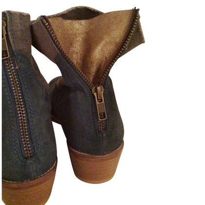 Zadig & Voltaire Low boots Teddy Bicolore