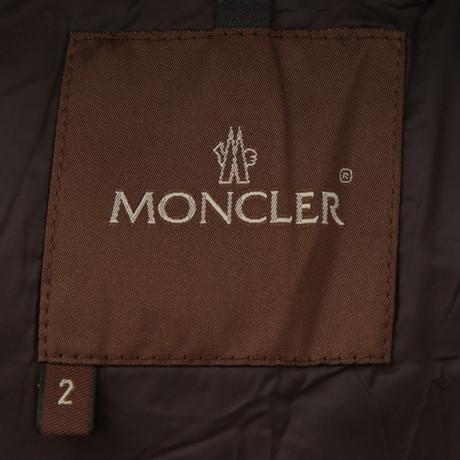 Braun Braun in Weste Moncler Weste Moncler 1PxwqWHv8