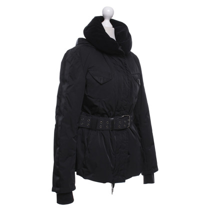 Marithé et Francois Girbaud Down jacket in black