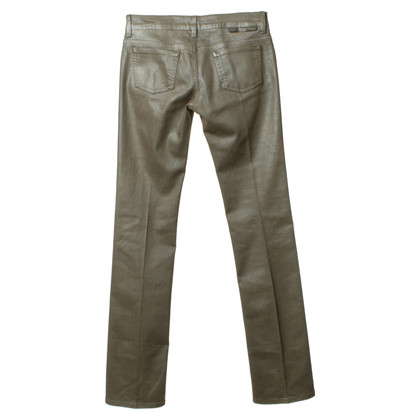 Stella McCartney Pants with shimmer