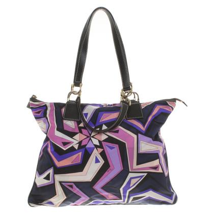 Emilio Pucci Handbag in multicolor