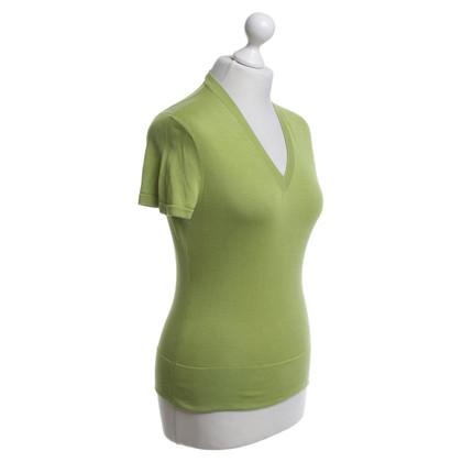 Iris von Arnim top in green