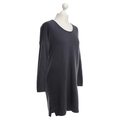 Dear Cashmere Knitted dress in purple
