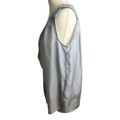 Closed Zijden blouse met volants