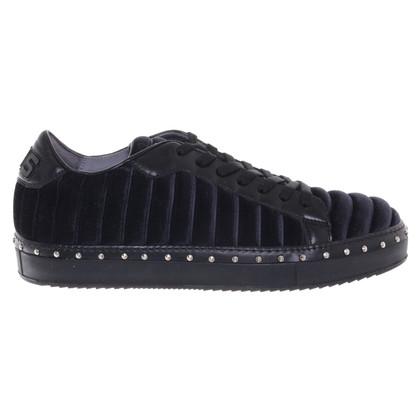 Cesare Paciotti Sneakers in velluto