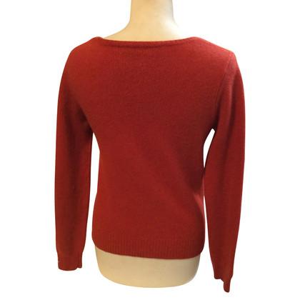 Ralph Lauren Pullover Oranje TG XS