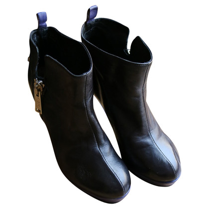 Costume National Boots in zwart